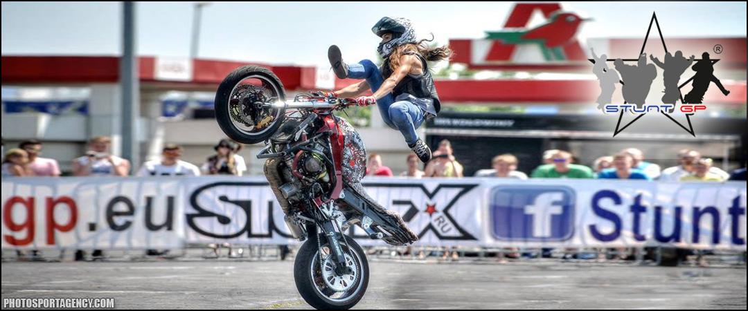 Stunt Riding World Championship since 2009