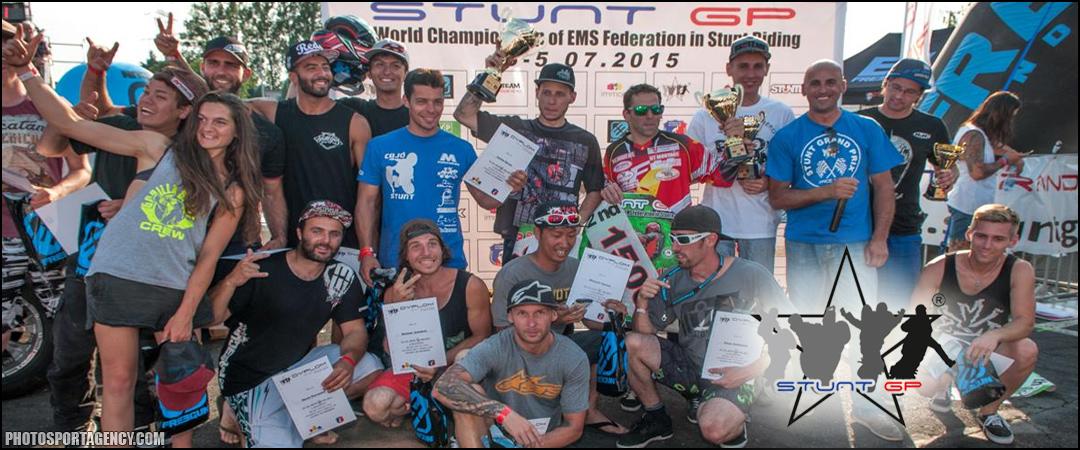 Best Stunt Riders in the World...
